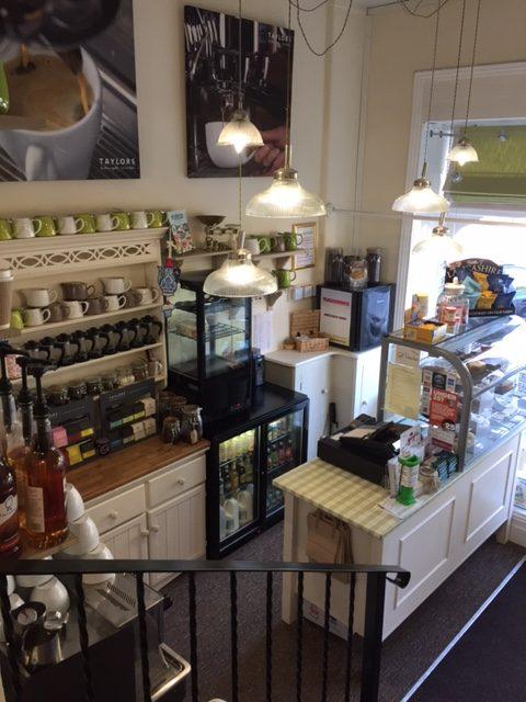 Our Tearoom The Village Tea Room At Wheelton